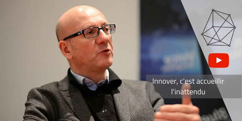 Yann Gourvennec nous parle d'innovation en milieu inconnu