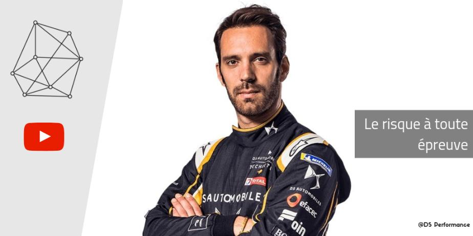 Pierre-Éric Vergne, pilote de Formule E